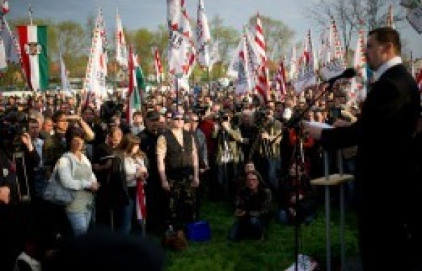 For some, Jobbik is all that's left