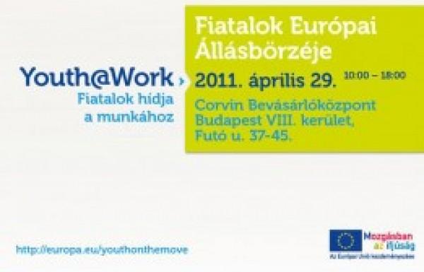 Youth@Work - Szakmai konferencia a fiatalok munkavállalási lehetőségeiről