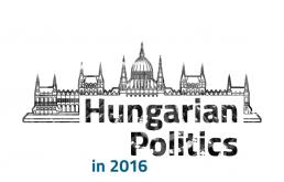 Konferencia - Hungarian Politics in 2016 - Politikai évkönyv bemutató