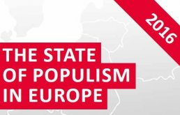 New book: The State of Populism in Europe in 2016