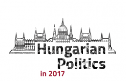 Konferencia - Hungarian Politics in 2017 - Politikai évkönyv bemutató