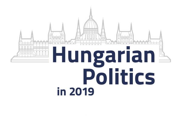 Rendezvény - Hungarian Politics in 2019 - Politikai évkönyv bemutató