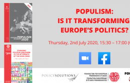 Populism: is it transforming Europe's politics?