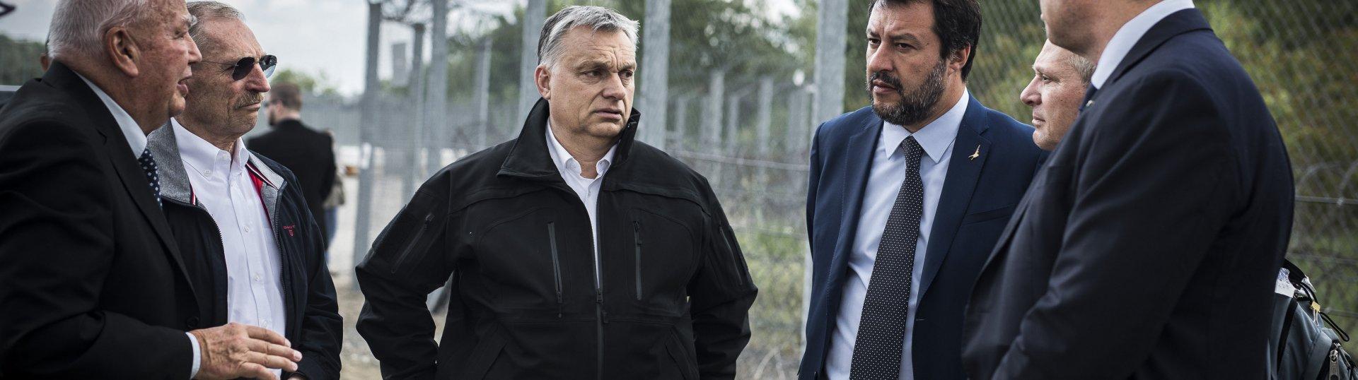 Új publikáció: Orbán's political jackpot: migration and the Hungarian electorate