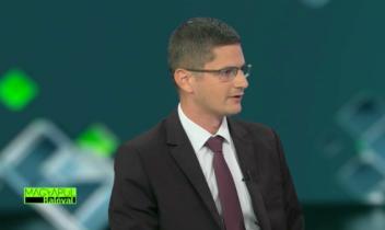 Bíró-Nagy András az európai baloldal helyzetéről - RTL Klub, Magyarul Balóval