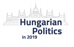 Hungarian Politics in 2019 - Politikai évkönyv bemutató