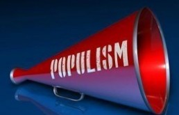 Is Populism the new Zeitgeist?